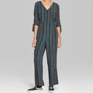 Wild fable 70s style jumpsuit